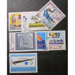 Espana Lot Stamps 19_17