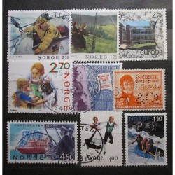 Norge Lot Stamps 19_26