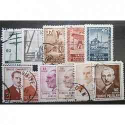 Turecko partie známek 19_43