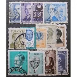 Turecko partie známek 19_44