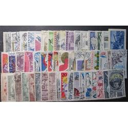 Československo 50 kusů poštovních známek 20_02