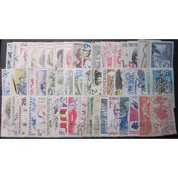 Československo 50 kusů poštovních známek 20_03
