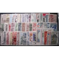 Československo 50 kusů poštovních známek 20_05