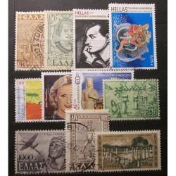 Řecko partie poštovních známek 20_16
