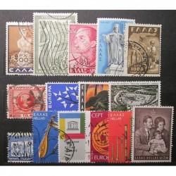 Řecko partie poštovních známek 20_17