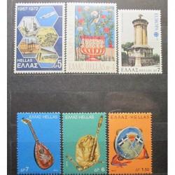 Řecko partie poštovních známek 20_18
