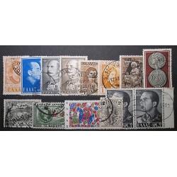 Řecko partie poštovních známek 20_19