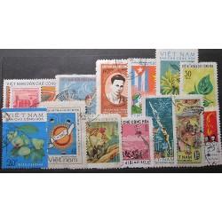 Viet nam partie poštovních známek 20_27