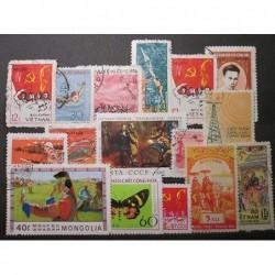 Viet nam partie poštovních známek 20_28