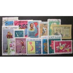 Viet nam partie poštovních známek 20_31