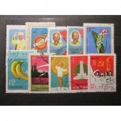 Viet nam partie poštovních známek 20_32