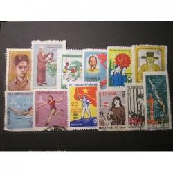 Viet nam partie poštovních známek 20_33