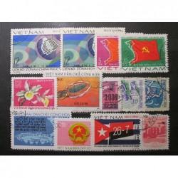 Viet nam partie poštovních známek 20_34