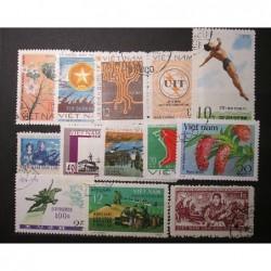 Viet nam partie poštovních známek 20_35