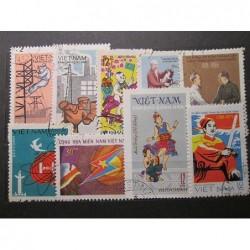 Viet nam partie poštovních známek 20_36