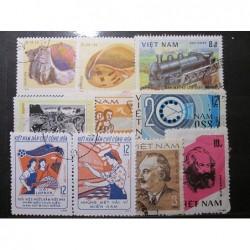 Viet nam partie poštovních známek 20_38