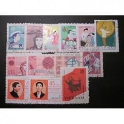 Viet nam partie poštovních známek 20_39
