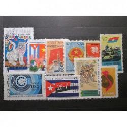 Viet nam partie poštovních známek 20_40