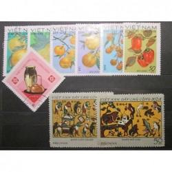 Viet nam partie poštovních známek 20_41