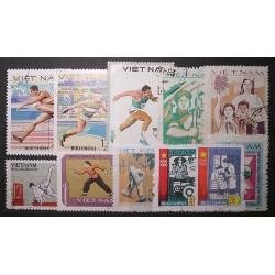 Viet nam partie poštovních známek 20_43