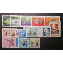 Viet nam partie poštovních známek 20_45