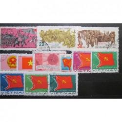 Viet nam partie poštovních známek 20_46