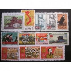 Viet nam partie poštovních známek 20_47