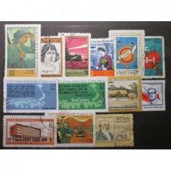 Viet nam partie poštovních známek 20_48