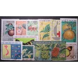 Viet nam partie poštovních známek 20_52