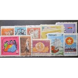 Viet nam partie poštovních známek 20_53