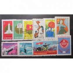 Viet nam partie poštovních známek 20_54