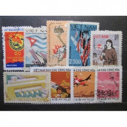 Viet nam partie poštovních známek 20_56