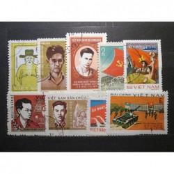 Viet nam partie poštovních známek 20_57