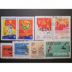 Viet nam partie poštovních známek 20_58