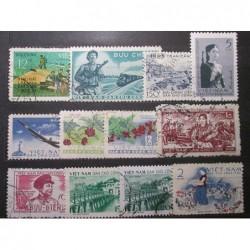 Viet nam partie poštovních známek 20_59