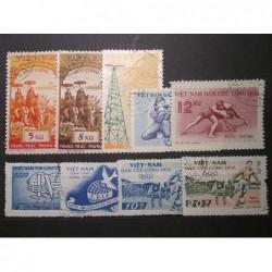 Viet nam partie poštovních známek 20_60