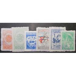 Korea partie poštovních známek 20_61
