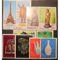 Korea partie poštovních známek 20_68