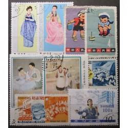 Korea partie poštovních známek 20_69