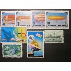 Korea partie poštovních známek 20_70