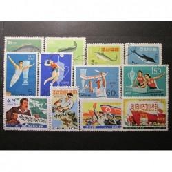 Korea partie poštovních známek 20_78