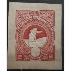 Honduras známka 112_101
