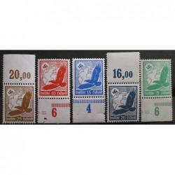 Deutsches Reich 112_118