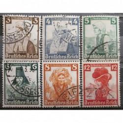 Deutsches Reich 112_124