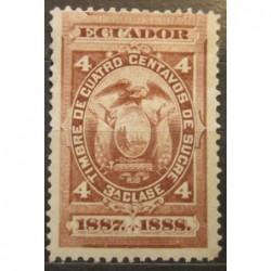Ecuador partie známek 13_16