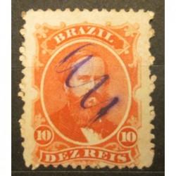 Brazilie poštovní známka 13_60