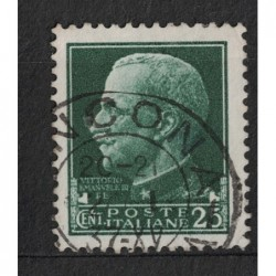 Itálie 8030 poštovní známka.