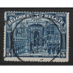 Belgie 8038 poštovní známka.