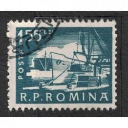 Rumunsko 8044 poštovní známka.