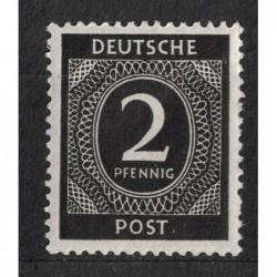 Deutsche Post 8046 poštovní známka.